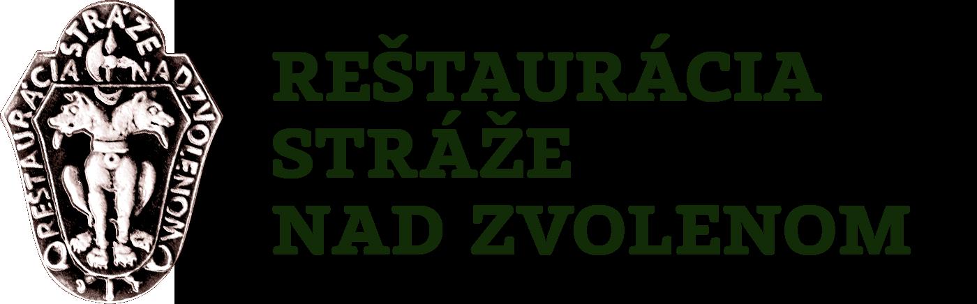 Reštaurácia Stráže nad Zvolenom